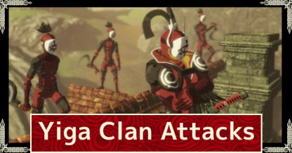 ???: The Yiga Clan Attacks