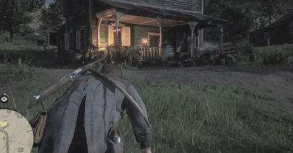 Red Dead Redemption 2 - The Spines Of America