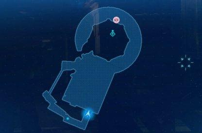 Sector 7 Pillar 12F Map