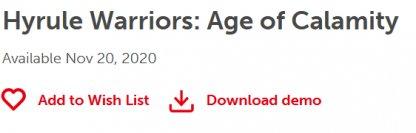 Click Download Demo Button