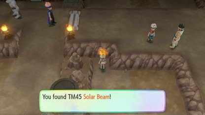 Solar Beam Location