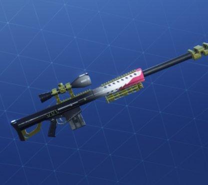 KITSUNE Wrap - Sniper Rifle