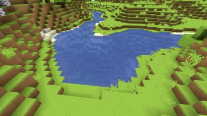 Clear cut and simple blocks