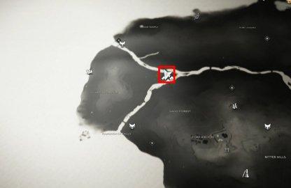 Lady Hana - Map & Location