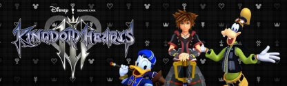 KH3 Top Page Kingdom Hearts 3