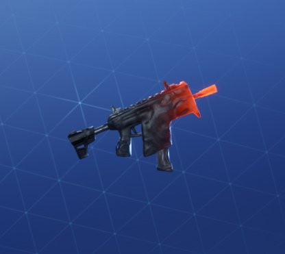 MAGMA Wrap - Submachine Gun