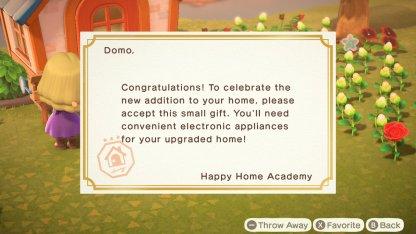 Happy Home Academy Scoring