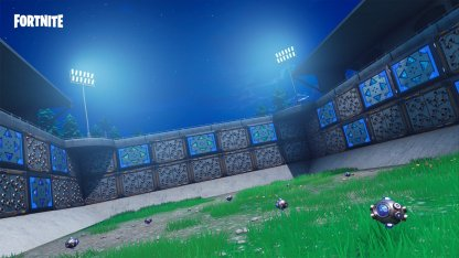 Spiky Stadiums v2 Added