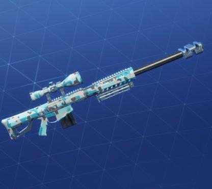 ARCTIC CAMO Wrap - Sniper Rifle