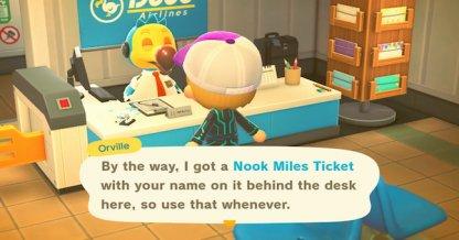 Nook Miles