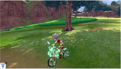 Rotom Bike Attachment