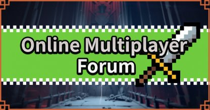 Online Multiplayer Forum
