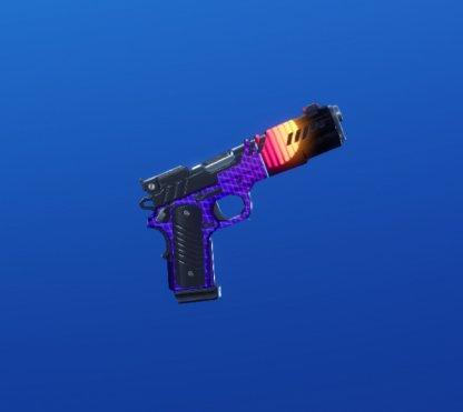 NEONIMAL Wrap - Handgun