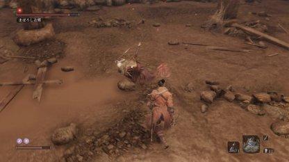 Short Range Sweep Attacks