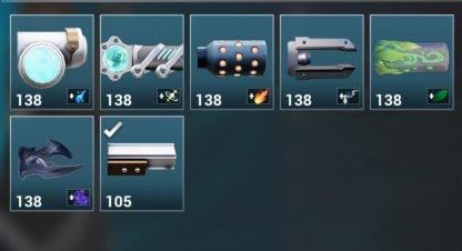 Elementally Adaptable Modular Weapon