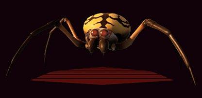 Arachnophobia Mode Level 1