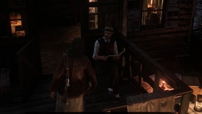Red Dead Online, Trelawny: Rescue - Free Roam Mission Walkthrough