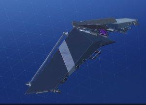 Glider skin Image SPLIT WING