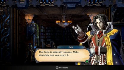 Bloodstained | All Easter Eggs - Trivia & Notable References