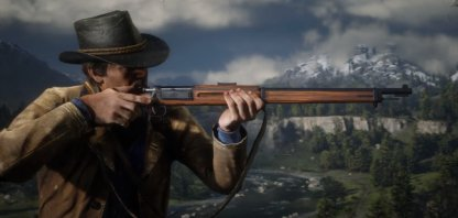 Red Dead Redemption 2 Rifle Weapon List