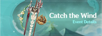 Catch The Wind Event