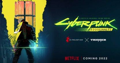 Cyberpunk Edgerunner (Cyberpunk 2077 Anime)