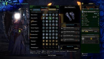 gunlance endgame build