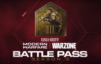 Season 3 Battle Pass