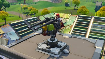 Place Mounted Turrets in 3 Different Matches