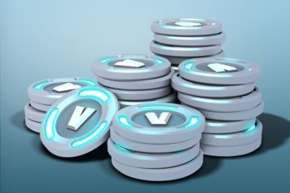 V-Bucks - The Fortnite Currency