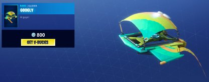 Pickaxe & Glider Skins