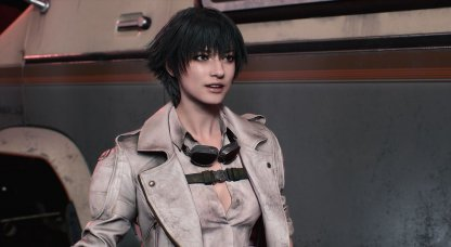 Devil May Cry 5 Lady - Voice Actor & Known Roles