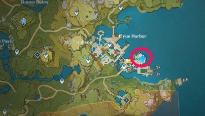 Atsuko Map Location