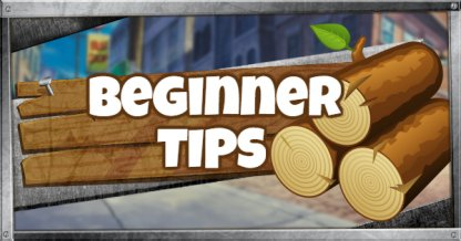 Tips for Beginners