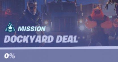 Dockyard Deal Challenge