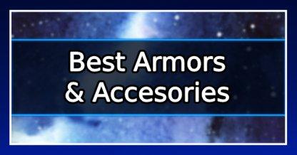 Best Armor & Accessory