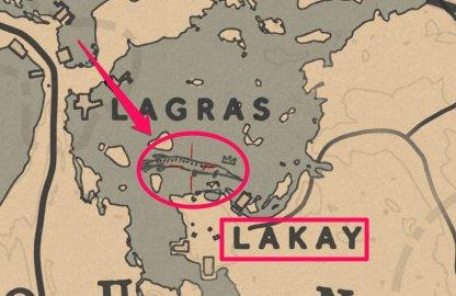 Red Dead Redemption 2 Legendary Fish Longnose Gar