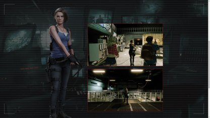 Jill Valentine Playable For RE Resistance in April 17th Update