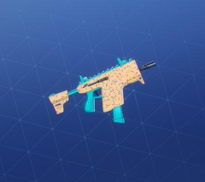 SPRINKLES Wrap - Submachine Gun