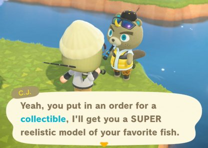Create Fish Models (Collectibles)