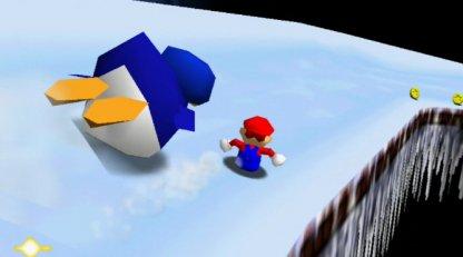 Cut Off The Penguin