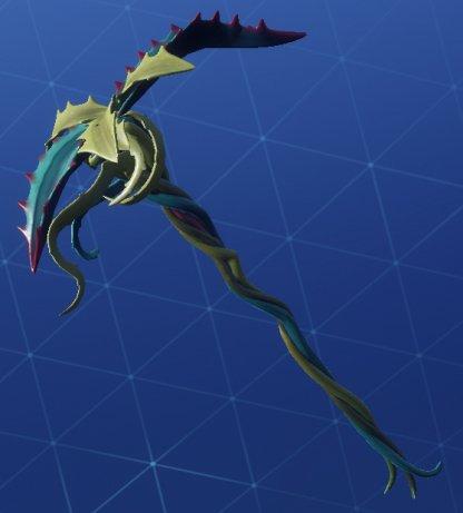Pickaxe Skin TENDRIL