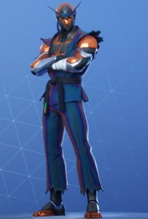 Skin Outfit COPPER WASP