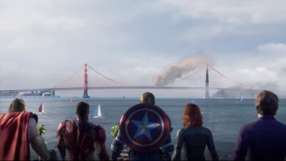 Rebuild The Avengers The Save The World
