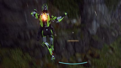 Anthem Flying Guide Hitting Obstacles Will Make You Fall