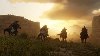 Red Dead Redemption 2, Differences Between Horses In Online & Offline