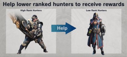 Help New Hunters With Their Quests