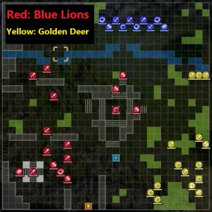 Battle of the Eagle and Lion - Black Eagle Map