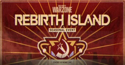 Rebirth Island Seasonal Event Dropped!