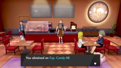 Get Exp Candies From the Battle Cafe